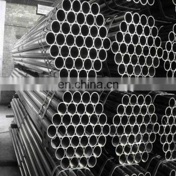 Standard hot dip galvanized steel pipe seamless large diameter structural mild round Square steel pipe