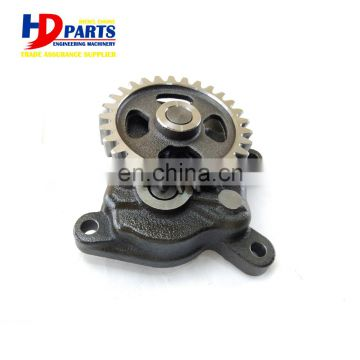 Taiwan Original Diesel Engine spare parts 4HK1 6HK1 oil pump