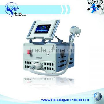 2014 hottest 100000 shots Germany imported xenon lamp Painless machine 808nm diode Laser with CE certificate ICE1