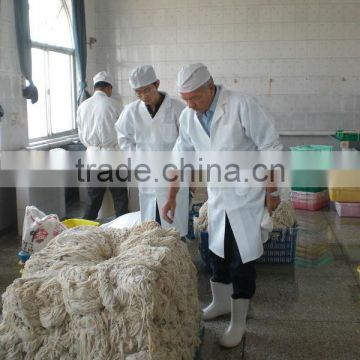 Salted Sheep Casing, natural sausage casing, sheep casing