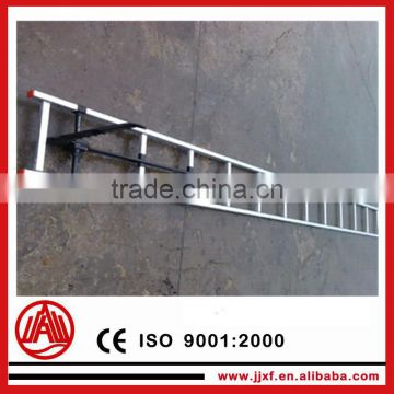 4 meters aluminium ladder with hook