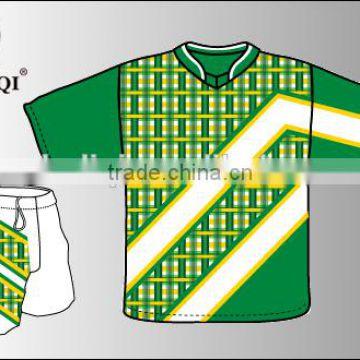 ... Stylish football man soccer tracksuit 100% polyester dry fit soccer  uniforms wholesale latest ... 861ba7347