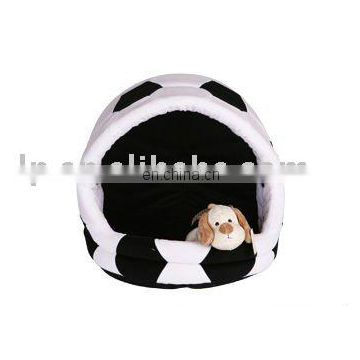 football style pet house