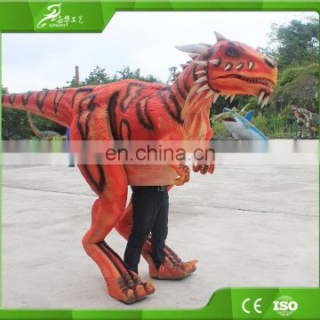 KAWAH China Supplier High Quality Adult Homemade Dragon Costume