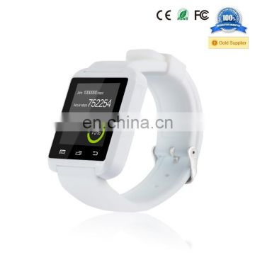 Beautiful Wireless smart watch clock with sim card NFC bluetooth connection for android phone smartwatch DZ09