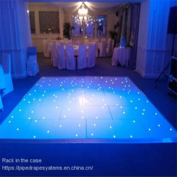 High quality led starlit dance floor used dance floor for sale , led dance floor panels
