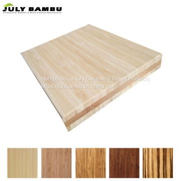 Size Can be Customized Bamboo Wood Plank Use For Bamboo Ply Worktops
