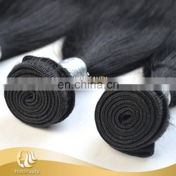 2015 unique ideal alive natural black peruvian virgin hair product for women