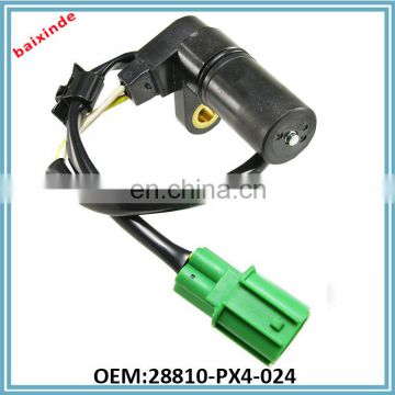 Auto Crankshaft Sensor 28810-PX4-024 Auto Car Crankshaft Position Sensor 28810PX4024