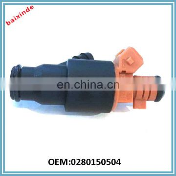 In Car Accessories OEM 0280150504 02801504 Flow Matched Fuel Injector for 95-02 KIAs Sportage 2.0L
