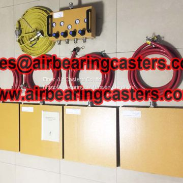 Air Bearing Movers Low Operational Cost