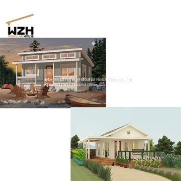 Luxury Prefab Homes For Villa House Kit