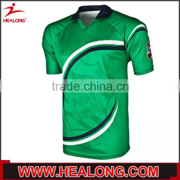 best design promotional 100% polyester cricket jersey sports jersey                                                                         Quality Choice