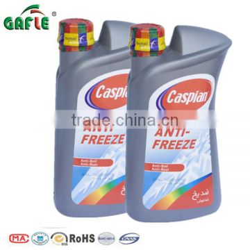 High quality antifreeze concentrates for heating system