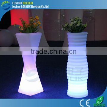 WIFI Control Garden Landscaping Decking Illuminated LED Vase