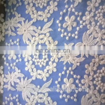guipure mesh lace fabric for garment 2015