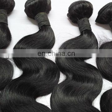 Grade 9a remy virgin brazilian hair soft, straight full virgin cuticle remy weft hair extensions