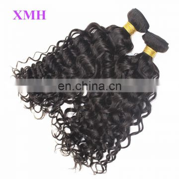 Top quality 10a grade cuticle aligned raw unprocessed virgin brazilian hair bundles