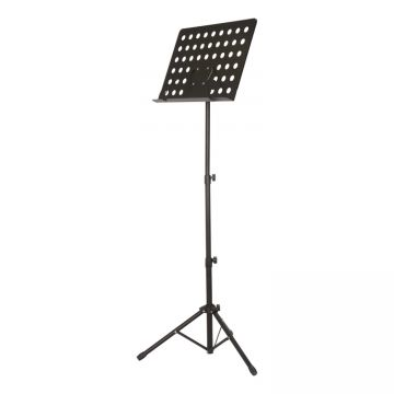 P-06 TenWheat Aluminum alloy black tripod music instrument stand for sheet music
