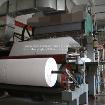 Tissue Paper Napkin Making Machine,1092type and 1880type toilet paper making machine