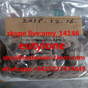 light brown eutylone crystal big rock eutylone no dust best factory price