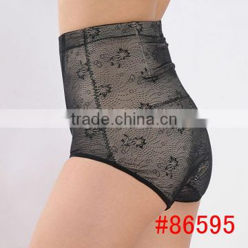 Women sexy black shapped panties slimming pants drawing ladies body shaping panties beauty bodycare 86595