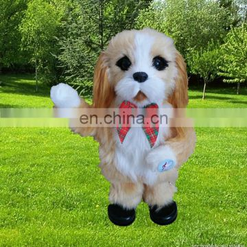 Plush dog electronic dog dancing & singing Moving dog