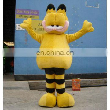 Custom Costumes/Mascot Design (Garfield)