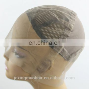 Factory Wholesale Full lace wigs and Lace Cap For Wig Making
