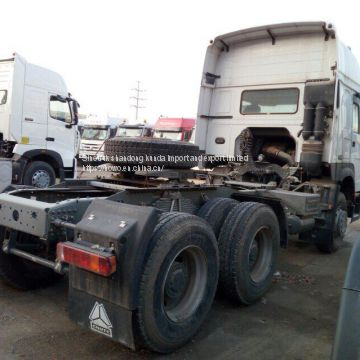 6x4/ Sinotruk/ howo /tractor/  ZZ4257N3247A
