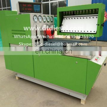 12PSB Mechanical pump test bench