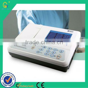 Manufacturer Health Device EKG Analyser Supplier ECG Machine