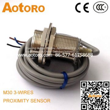 proximity sensor TR30-10DP2 magnetic generator PNP NC cylinder switch M30 quality guaranteed