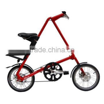 mini cooper folding bike bicycle brand new