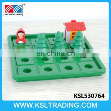 Wholesale plastic play game educational toys kids made in china