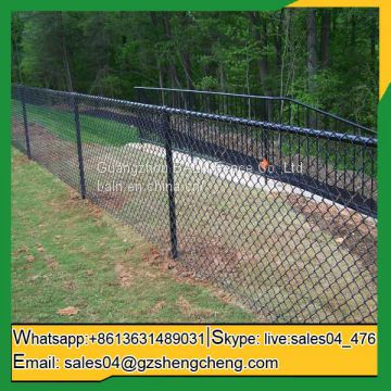 Field fence flexible easy assembled fencing
