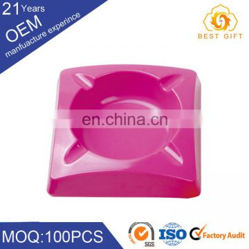Eco-friendly Plastic disposable portable pocket ashtray