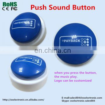10s BUTTON RECORDABLE push button play device voice module music sound talking