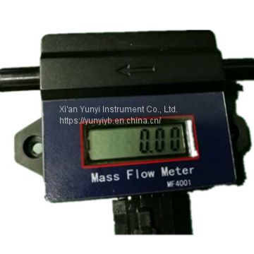 digital gas flow meter flow measurement