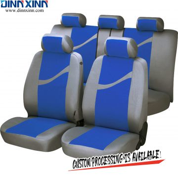 DinnXinn Toyota 9 pcs full set woven car seat covers for toyota supplier China