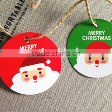 100 Assorted Merry Christmas X-mas Gift Tag,Hang Tag,Decorate Labels
