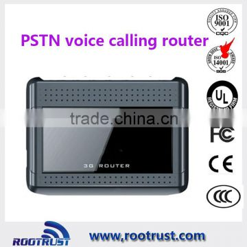 voice calling router with sim card slot