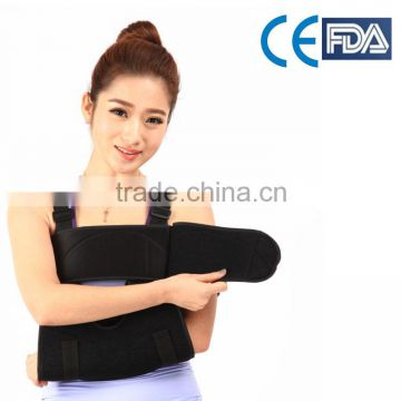Breathable Shoulder Medical Support Foam Immobilizing Arm Sling Adjustable Arm Sling with CE/FDA                                                                         Quality Choice