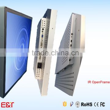 "15"" IR open frame FOR vending machine replacement touch screen pos outdoor lcd touch screen"