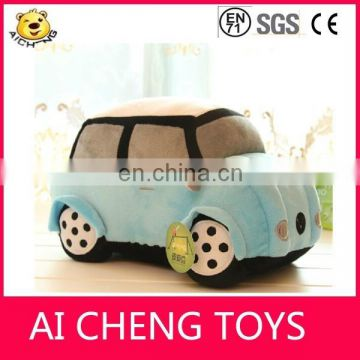 CE ASTM testing passed cute soft plush car baby toys for children