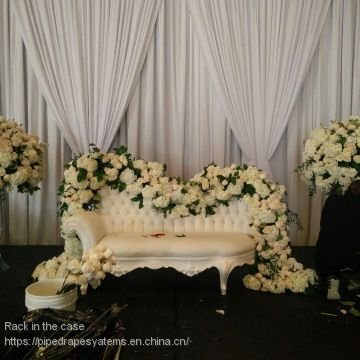 Events pipe drape design for event, party, wedding backdrop wedding ...