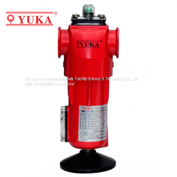 YF Series Compressed Air Precision Filtration Purification Filter for Automation Cosmetic,Blowing Molding Spraying