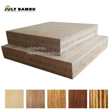 Best quality 1/8 inch bamboo wood for table 5 ply bamboo plywood plate