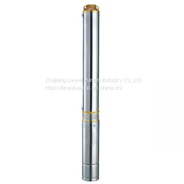 3inch Stainless Steel 3SDM1-10 Deep Well Submersible Pump