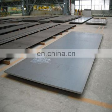 SS400/Q235B/A36/S235JR Thickness Various galvanised steel sheet Fast Delivery 25mm thick steel plates